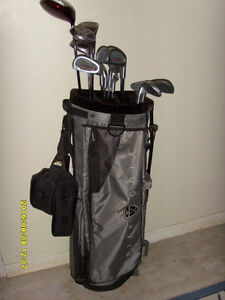 LANCER KNIGHT RH GOLF CLUBS FULL SET - $180