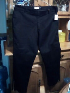 Calvin Klein new black dress pants