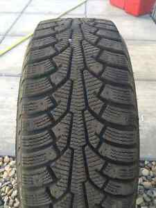 Winter tires and rims  Regina Regina Area image 1