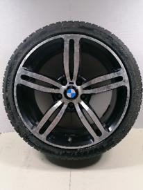 """BMW 18"""" Msport alloy wheel"""