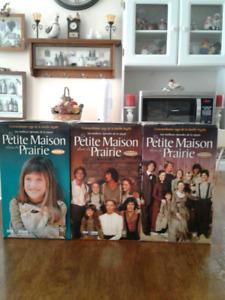 Collection Petite Maison dans La Prairie. ( 6 SAISONS).