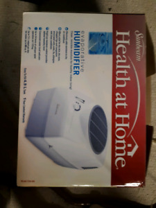 Sunbeam and Holmes Humidifiers
