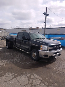 2007 tow truck 3500 dually Chevrolet