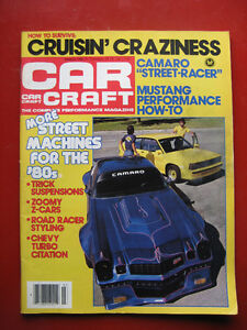 Vintage Automotive Magazines - hot rod, car craft, ect 1960+