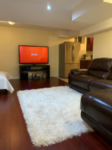BATHURST & RUTHERFORD IN VAUGHAN  |  FURNISHED APARTMENT