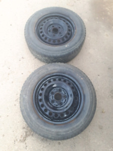 215 65 r15 studded winter tires