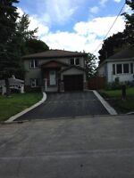 Barrie 3 Bedroom $1500 hydro, gas, water included