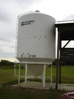 Fertilizer Hopper Bin