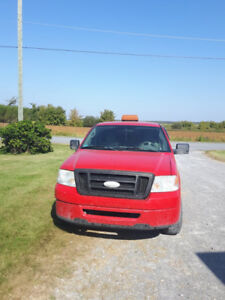 2007 Ford F-150 Camionnette NEGOCIABLE
