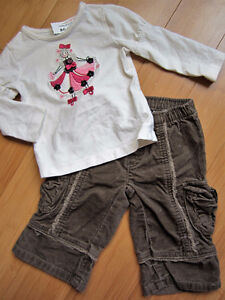 Girls Fall/Winter Outfits - 6 Mths London Ontario image 8