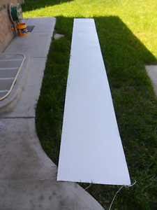 Brand New Leftover Aluminum Sheets (Tree pieces)