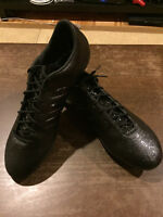 Adidas All Black 11pro soccer cleats