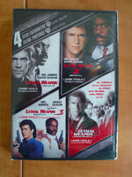 Lethal Weapon set
