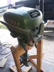 10hp Outboard motor
