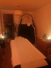 Massage, spray tanning, lash lifting