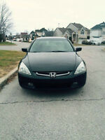 2004 Honda Accord lx 107000km 4700$ negociable