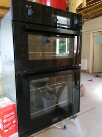 Built-in Gas Double Oven by Stoves