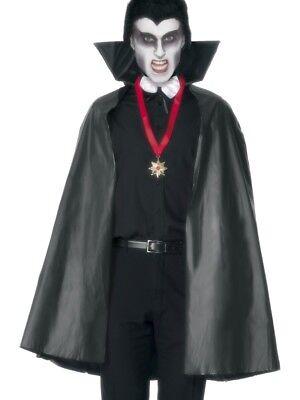 Vampirumhang Vampir Dracula Kostüm 114cm -