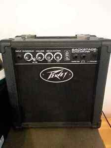 Amplificateur de guitare Peavey