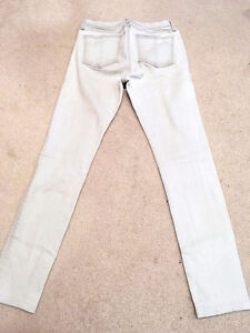 "RAG & BONE ""The Skinny"" Jeans, Faded Grey/White, Wedge, Size 27 London Ontario image 6"