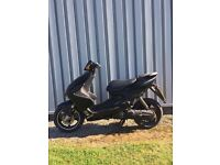 Yamaha areox 100cc
