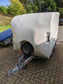 Bateson 120v box trailer