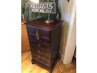 Stag minstrel rare tall chest