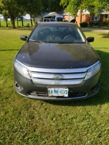 2010 Ford Fusion SE for sale As Is