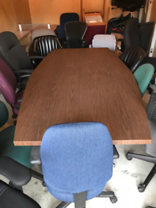 Tu-Boardroom Table, Excellent Condition, Cheap Price!