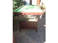 Pool Table- FREE