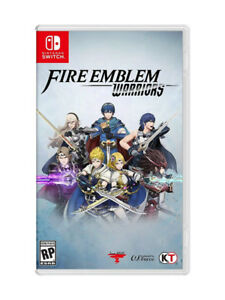 BRAND NEW - Sealed Fire Emblem Warriors game for Nintendo Switch