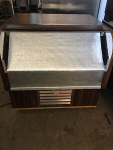 COMMERCIAL DISPLAY CASE COOLER FOR SALE