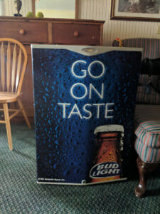 Large Beer Fridge - Perfect for your man cave!