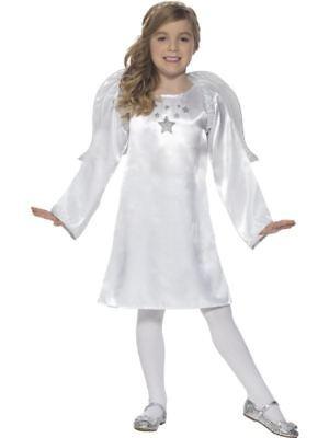 Engel Stern Gabriel Kostüm Wings Tunika Premium Geburt Schule Play Outfit