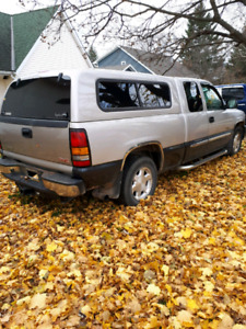 2005 GMC SIERRA NEVADA EDITION $4900 AS IS