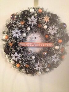 Hockey Christmas wreaths Cornwall Ontario image 2