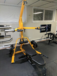 Powertech Workbench LeverGym