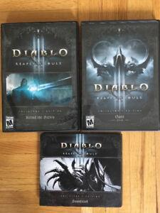 Diablo III  Reaper of Souls Collectors Edition