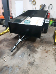 Homemade 4x8 utility trailer for sale $800