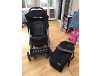 Graco Quattro Travel System (NOT including car seat)