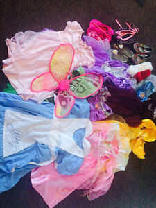 Huge Lot of Dress up Clothes & Accessories