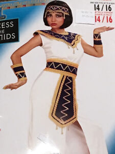 Halloween Costume - Cleopatra or Queen of the Nile - $40