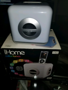 Color changing iHome.