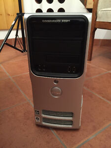 Dell Dimension E521 Desktop Computer - Great Price!