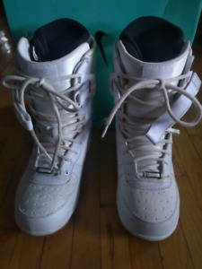 Nike Zoom Force 1 Mens Snowboard Boots Size 11