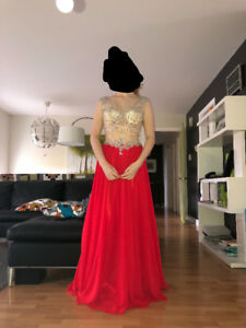 Size 4 prom dress