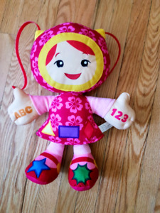 Team Umizoomi Doll