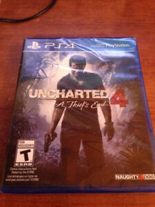 Uncharted 4: A Thief's End neuf