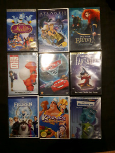 15 Disney DVDs Going Cheap $3 or less