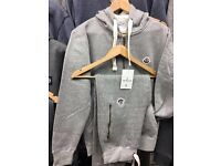 Moncler North Face Hugo Boss Lacoste Stone Island Ralph Lauren Mens Tracksuits Brand New With Tags